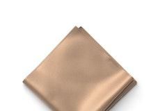 Harvest Gold Pocket Square