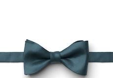 Peacock Pre-Tied Bow Tie