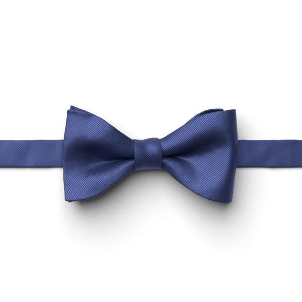 Sapphire Pre-Tied Bow Tie