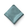 Teal Blue Pocket Square