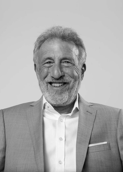 George Zimmer, Founder of Generationt Tux