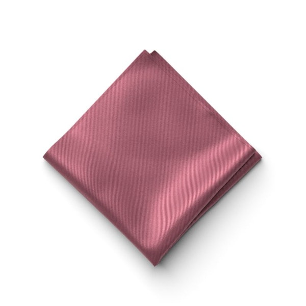 Chianti Rose Pocket Square