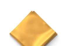 Saffron Pocket Square