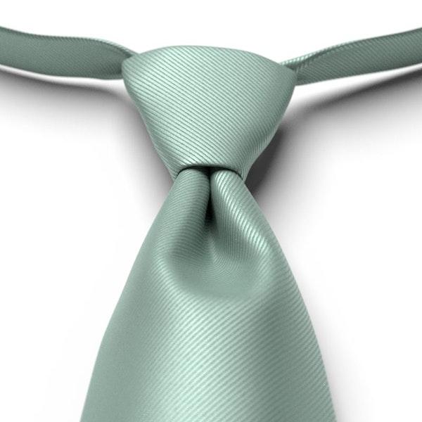Dusty Sage Pre-Tied Tie