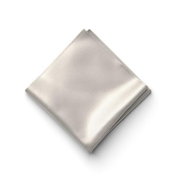 Sterling Pocket Square