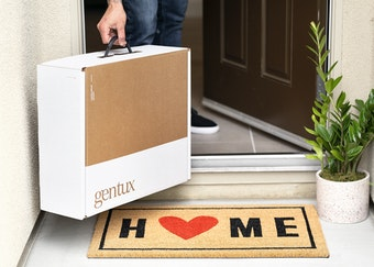 Suit and Tuxedo home try-on delivery