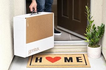 Generation Tux formal wear rental box