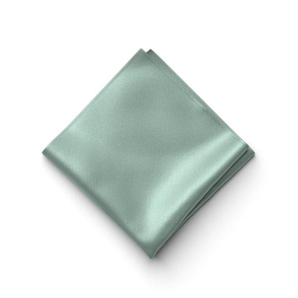 Dusty Sage Pocket Square