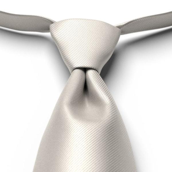 Sterling Pre-Tied Tie
