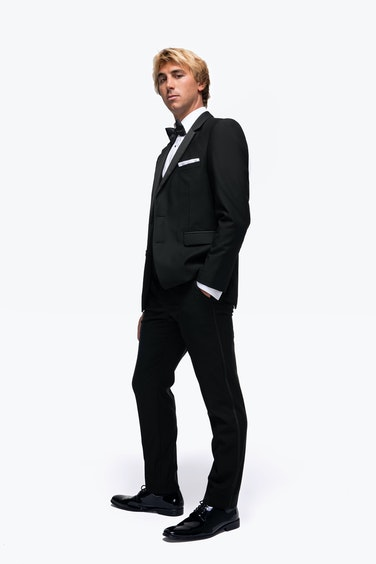 Ian Crane in Generation Tux Black Tuxedo