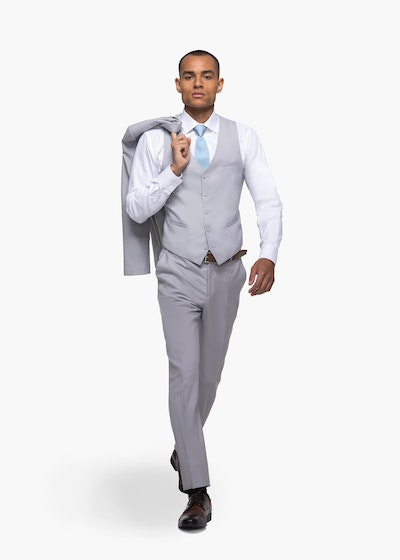 Cement Gray Suit
