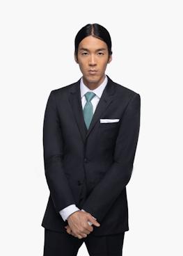 Charcoal Suit