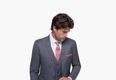 Iron Gray Suit