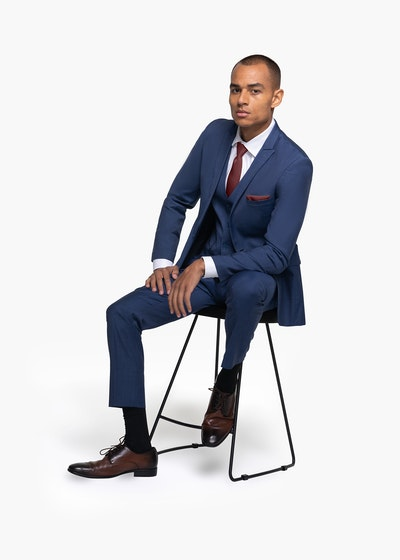 Mystic Blue Suit