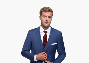 Generation Tux Mystic Blue Suit