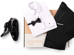 Generation Tux shipping box