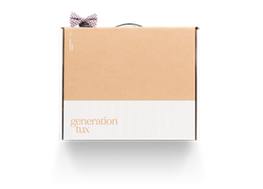 Generation Tux Suit or Tuxedo delivery box