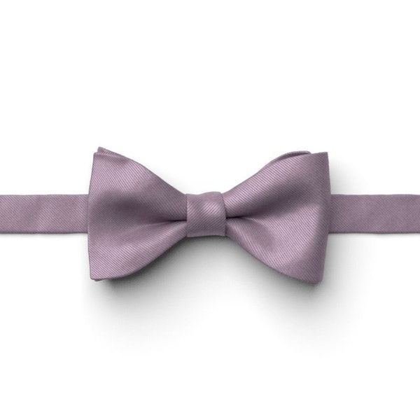 Lavender Haze Pre-Tied Bow Tie