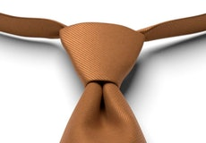 Marigold Pre-Tied Tie