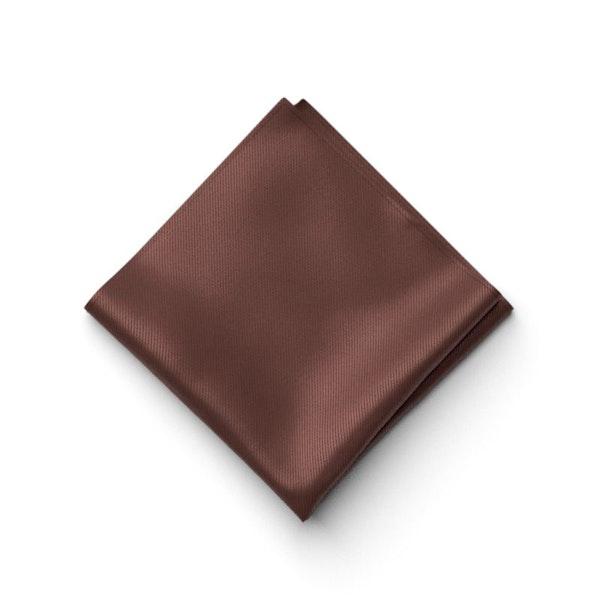 Cognac Pocket Square