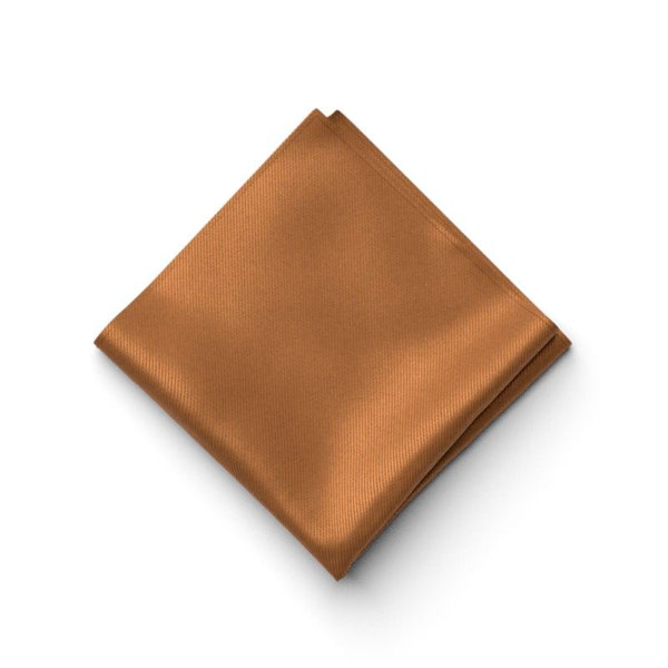 Marigold Pocket Square