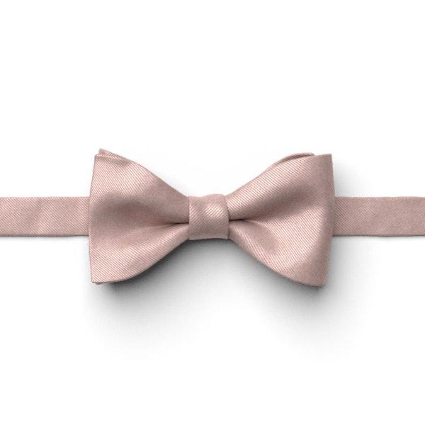 Sand Pre-Tied Bow Tie