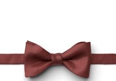 Cinnamon Pre-Tied Bow Tie