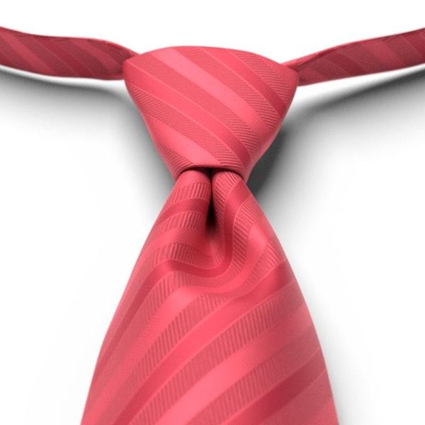 Watermelon Striped Pre-Tied Tie