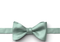 Dusty Sage Pre-Tied Bow Tie