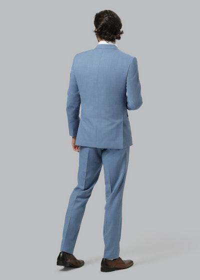 Light Blue Suit