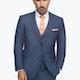 Allure Dark Blue Suit