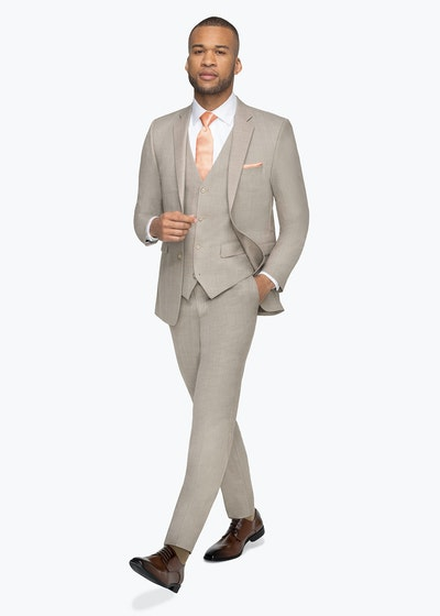 Allure Beige Suit