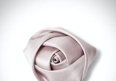 Biscotti Rose Lapel Pin