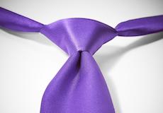 Viola Pre-Tied Tie