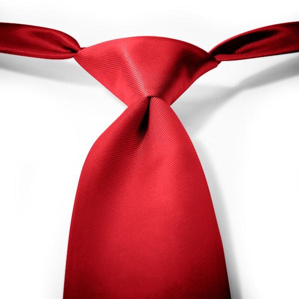 Apple Pre-Tied Tie