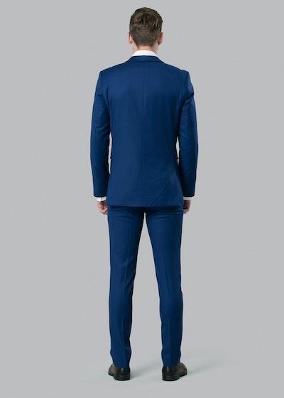 Cobalt Blue Suit