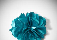Malibu Carnation Lapel Pin
