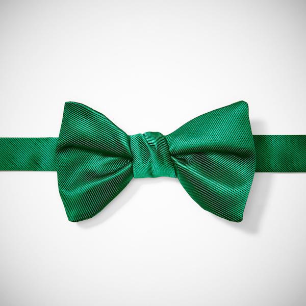 Emerald Pre-Tied Bow Tie