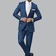Deep Blue Suit