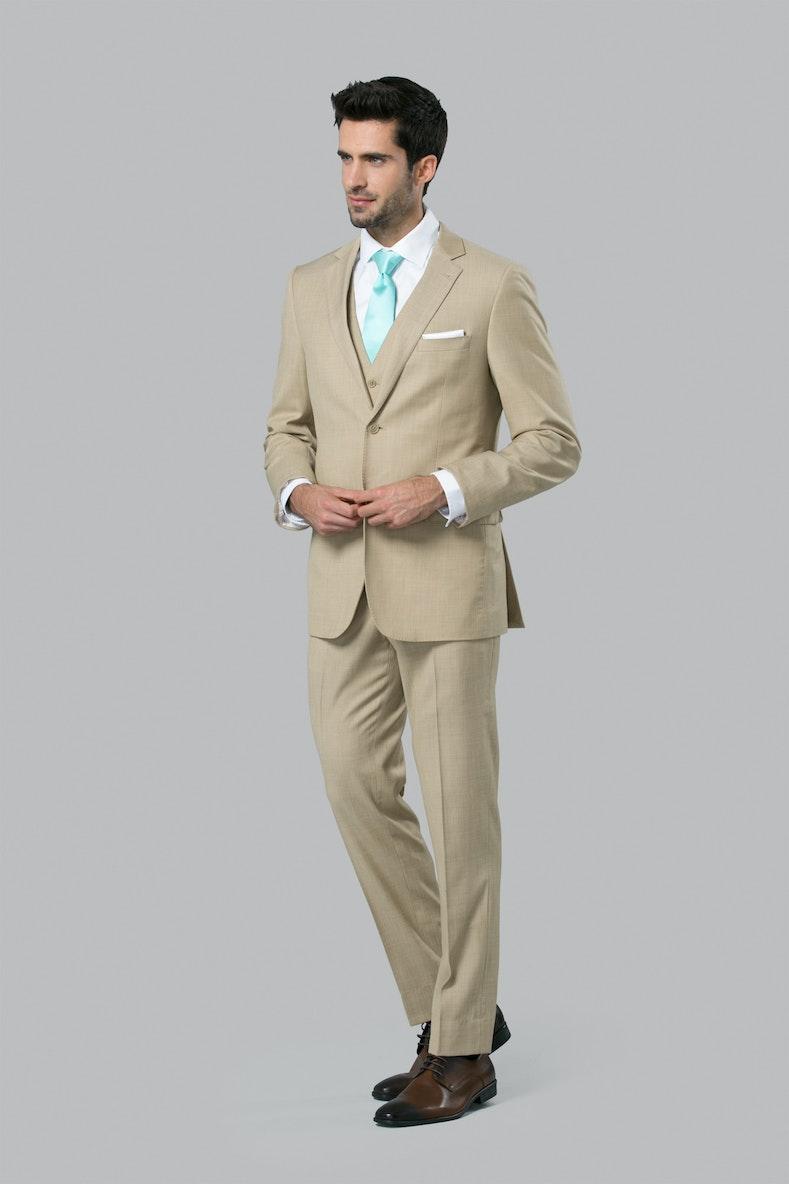 Mens Khaki Suit Rental Custom Khaki Suits For Weddings Menguin