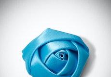 Malibu Rose Lapel Pin
