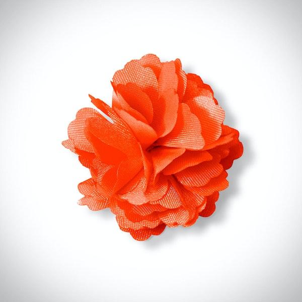 Jalapeno Carnation Lapel Pin