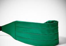 Emerald Cummerbund