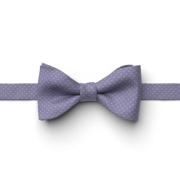 Freesia Pin Dot Pre-Tied Bow Tie