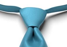 Aqua Marine Pre-Tied Tie