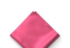 Bright Fuchsia Pocket Square