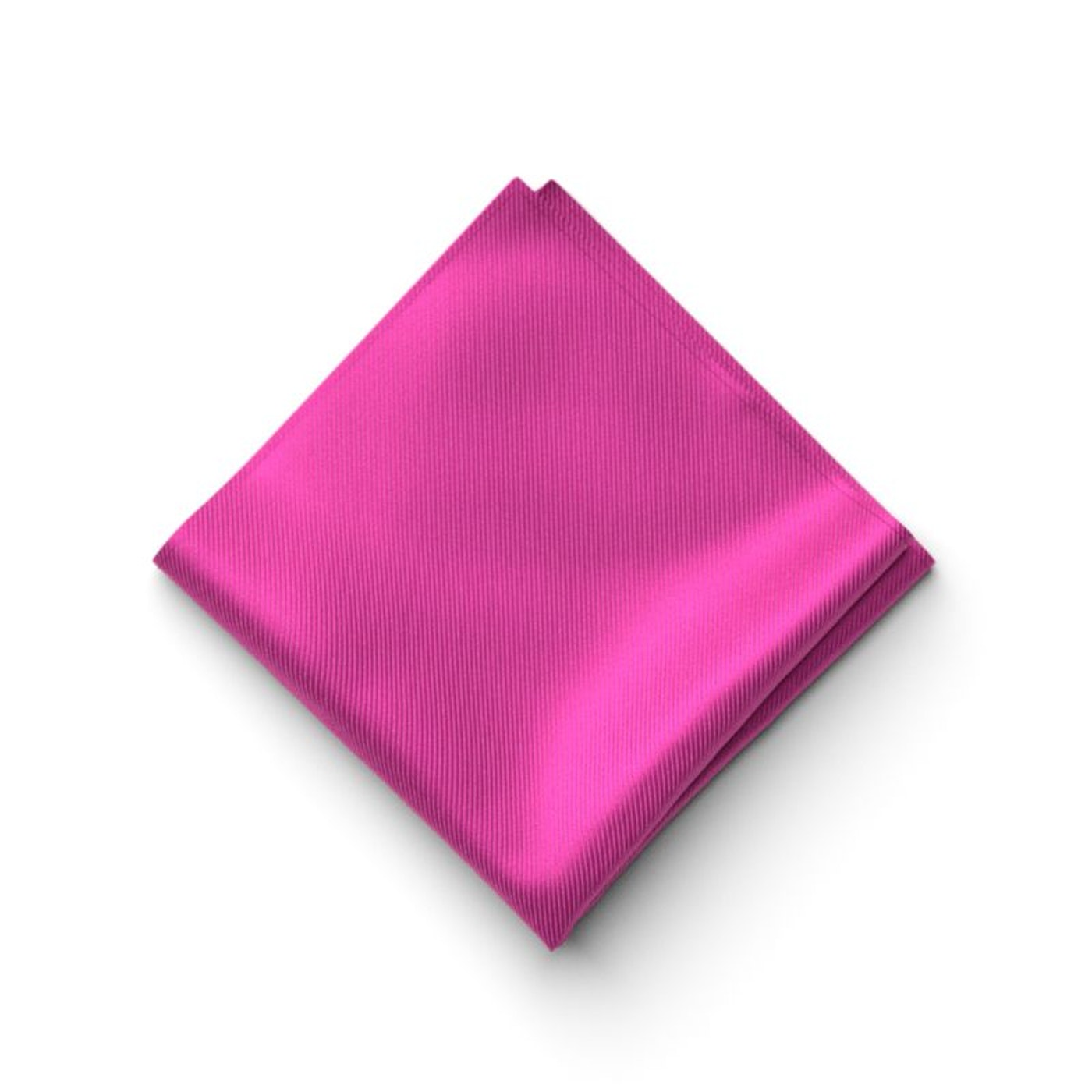 Bright Pink - Begonia Pocket Square