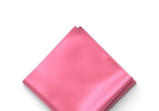 Bubble Gum Pocket Square