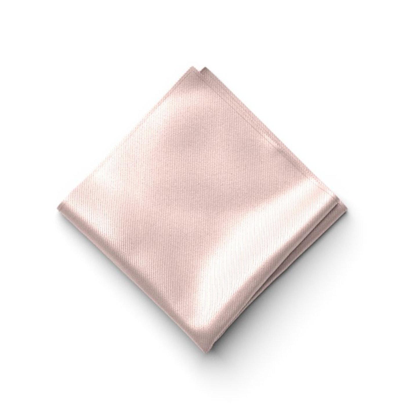 Petal-Blush Pocket Square