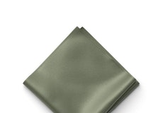Clover Pocket Square